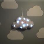 nuage lumineux