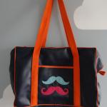 Sac vadrouille moustache