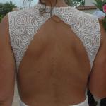 Body robe de mariée