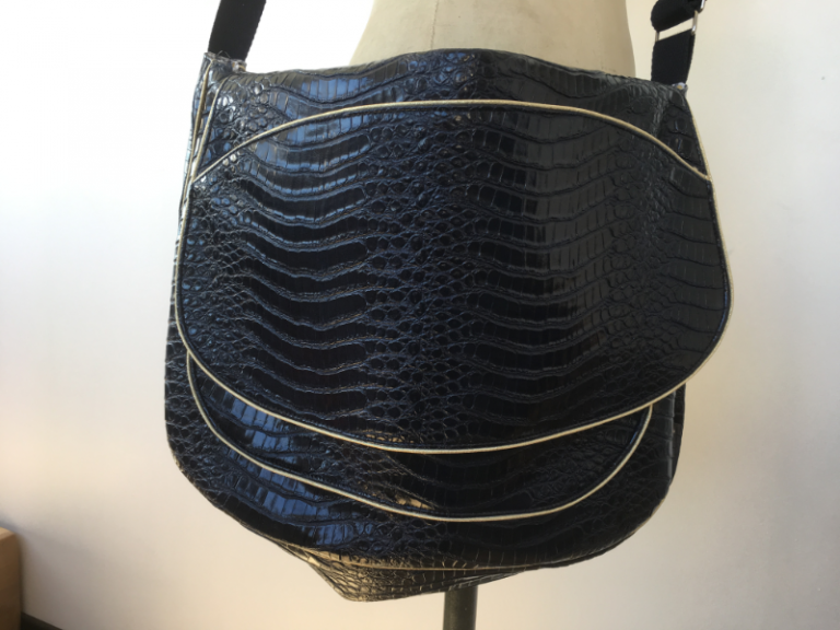 Sac besace atelier couture adulte
